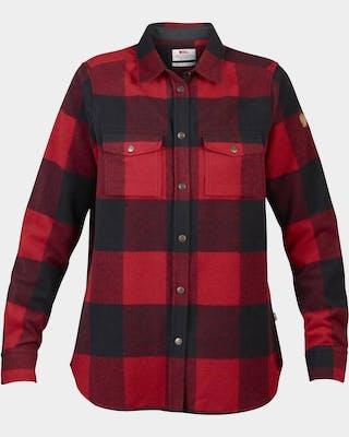Canada Shirt LS Women