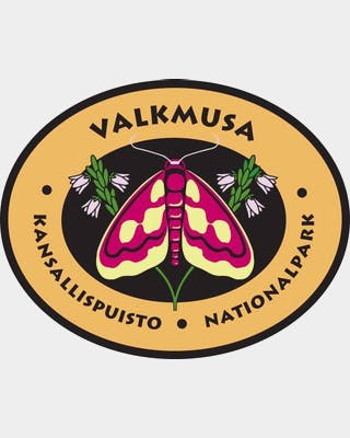 Valkmusa Badge