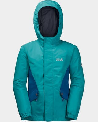 Girl's Kajak Falls Jacket
