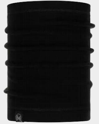 Polar Neckwarmer Black Solid