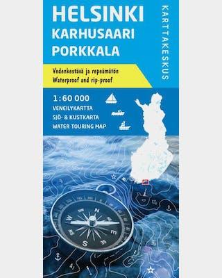 Helsinki Karhusaari Porkkala