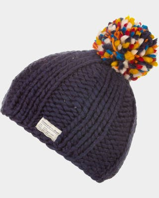 Multi Bobble Hat