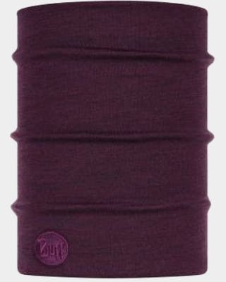 Heavyweight Merino Purplish Multi Stripe