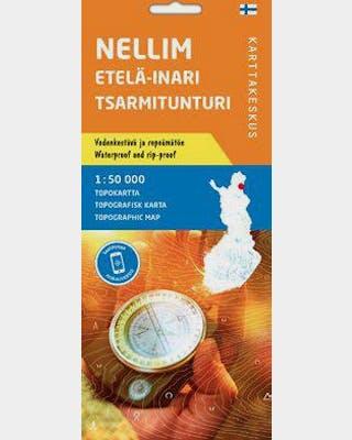 Nellim Etelä-Inari Tsarmitunturi