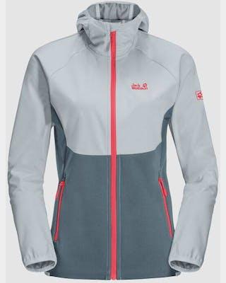 Go Hike Softshell Jacket W