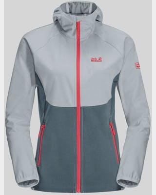 Go Hike Softshell Jacket W