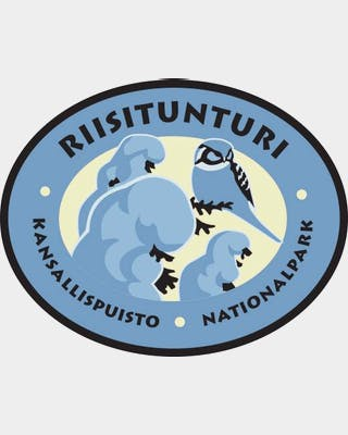 Riisitunturi Badge