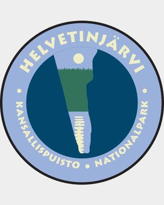Helvetinjärvi Badge