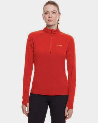 Women's Pulse LS Zip