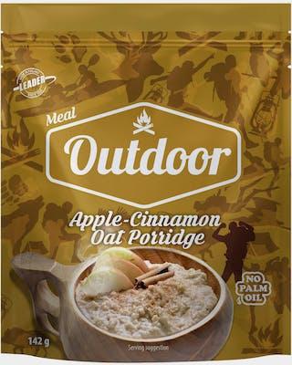 Apple Cinnamon Oat Porridge