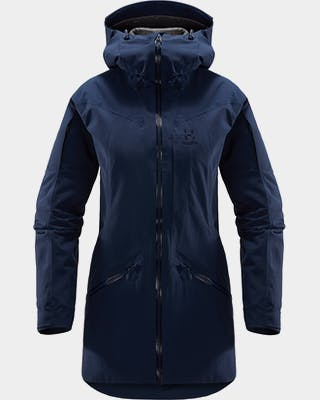 Niva Insulated Parka Women