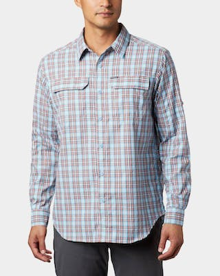 Silver Ridge 2.0 Plaid Long Sleeve