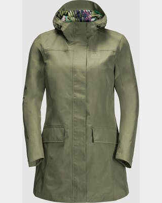 Cape York Paradise Coat W