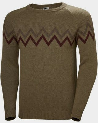 Wool Knit Sweater