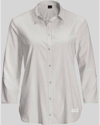 South Port W Shirt LS