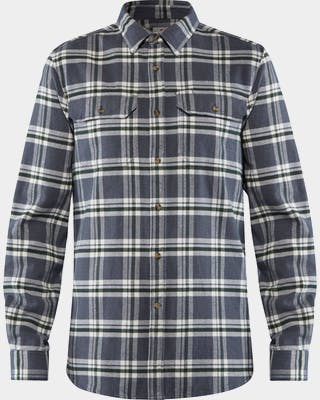 Övik Heavy Flannel Shirt
