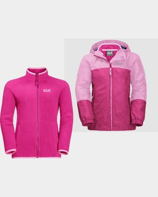 Girl's Iceland 3In1 Jacket