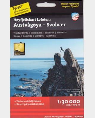 Lofoten Austvågöya-Svolvaer Tyvek