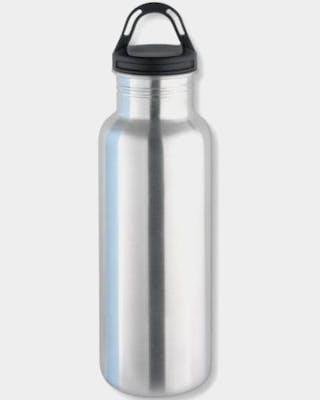 Steel bottle 0.75L