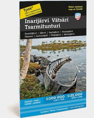 Inarijärvi Vätsäri Tsarmitunturi Tyvek