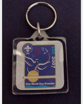 One world-one promise -avainperä