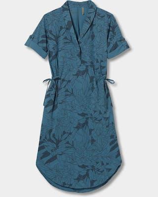 Women's Spotless Traveler Dress Short Sleeve