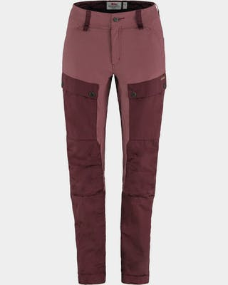 Keb Trousers Curved Women's