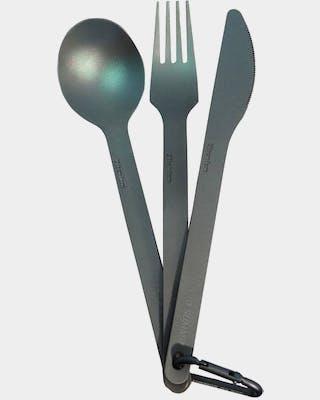 Cutlery Set Titanium