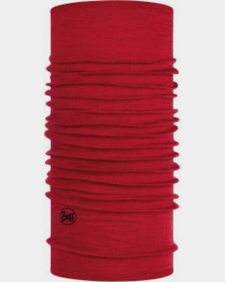 LW Merino Solid Red