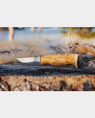 Hunter's Knife Birch/steel