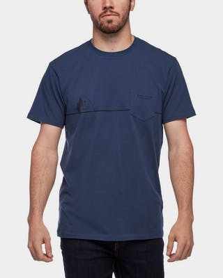 Half Dome Pocket Tee