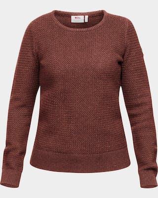 Övik Structure Sweater W