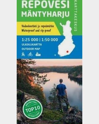 Repovesi Mäntyharju