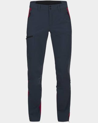 Light Softshell Carbon Outdoor Pants Women