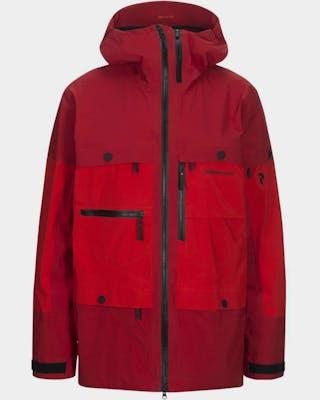 Vertical Jacket Men