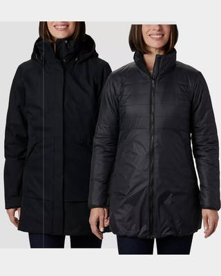 Women's Pulaski Interchange Jacket