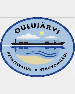 Oulujärvi Badge