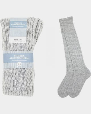 Long Wool Socks
