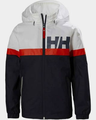 Jr Active Rain Jacket