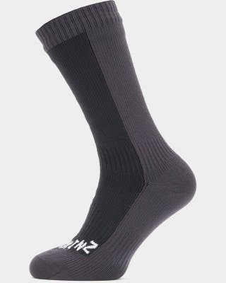 Waterproof Cold Mid Length Sock