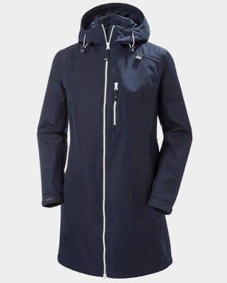 Women's Long Belfast Jacket