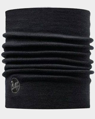 Heavyweight Merino Solid Black