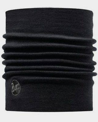 Heavyweight Merino Solid Black