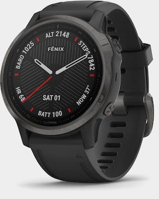 Fenix 6S Sapphire Carbon Grey
