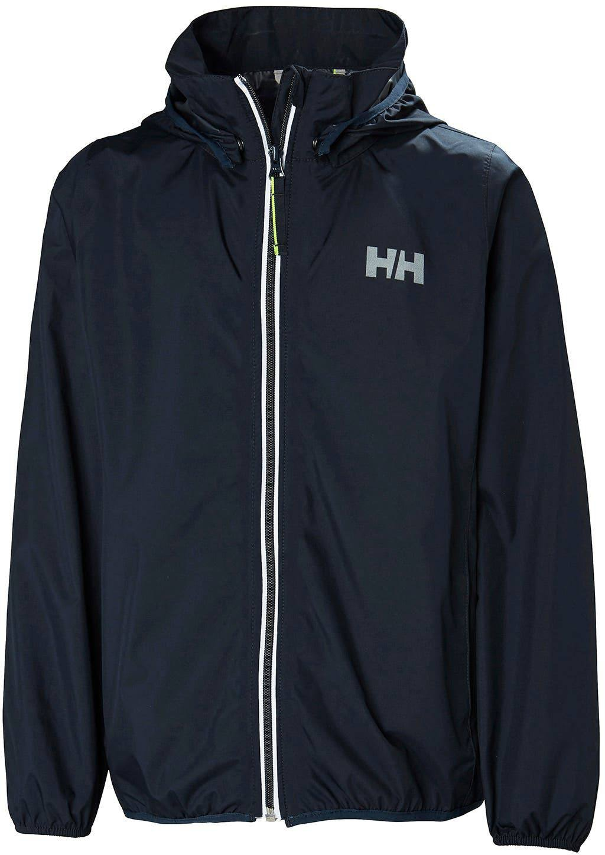 Helly Hansen Childrens Helium Packable Waterproof Shell Jacket