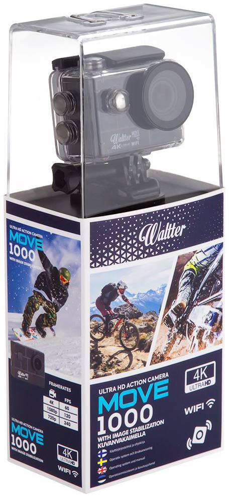 Move 1000 4k Action Camera