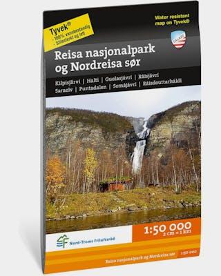 Reisa nasjonalpark og Nordreisa sör Tyvek