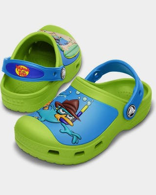 Creative Crocs Phineas & Ferb