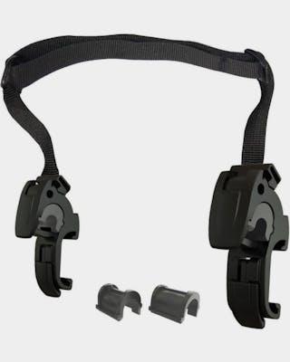 QL2.1 mounting hooks 16 mm and adjustable handle