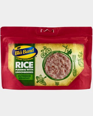 Rice Cowberry Porridge